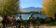 Bike Tours - Around the Basin - Everything New Zealand