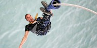 Bungy - 40m Auckland Bridge - NZ's Only Ocean Touch - Everything New Zealand