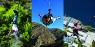 Bungy - All 3 AJ Hackett Bungys - Everything New Zealand