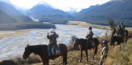 Horse Riding - Dart Stables - Everything New Zealand