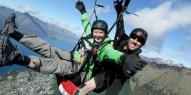 Paragliding - G Force Tandem Paragliding - Everything New Zealand