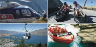 Jet Heli Luge Skyline Gondola - High Five - Everything New Zealand