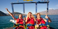 Parasailing - Paraflights NZ - Everything New Zealand