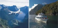Milford Flight & Cruise - MSSF - Everything New Zealand