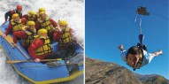 Nevis Bungy Raft - Everything New Zealand