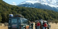 Four Wheel Drive - Nomad Safari of the Scenes - Everything New Zealand