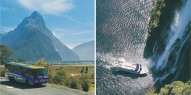 Milford Sound Coach & Cruise - Real Journeys - Everything New Zealand