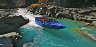 Jet boat - Skippers Canyon Jet & 4wd - Everything New Zealand