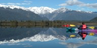 Kayaking - Glacier Kayak Tours - Everything New Zealand