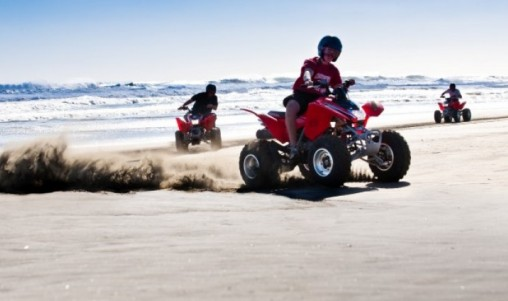 Quad Biking - 4 Track Adventures - Auckland