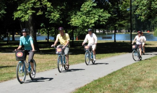 Bike Tours - Christchurch City - Christchurch