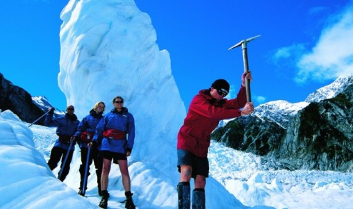 Glacier Walks - Glacier Guides - Franz Josef