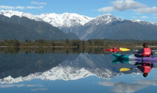 Kayaking - Glacier Kayak Tours - Franz Josef