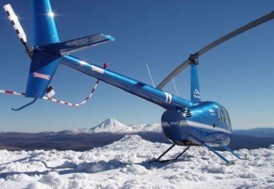 Helicopter Flights - Helistar