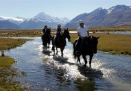 Horse Riding - Glentanner Horse Trekking - Everything New Zealand