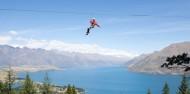 Ziptrek Ecotours, Skyline Gondola, Luging & Jet Boat Combo image 3