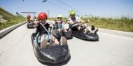Ziptrek Ecotours, Skyline Gondola, Luging & Jet Boat Combo image 5