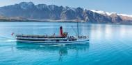 Lake Cruises - TSS Earnslaw Cruise & Walter Peak Farm Tour image 2