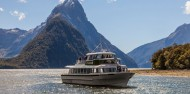Milford Sound Boat Cruise - Mitre Peak Cruises image 7