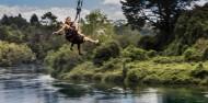 Taupo Bungy & Swing Combo - AJ Hackett image 8
