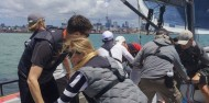 Sailing - Sail NZ America's Cup Yacht image 2