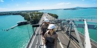 Auckland Bridge Bungy & Climb Combo image 2