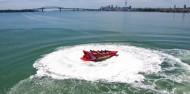 Jet boat - Auckland Adventure Jet image 3