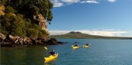 Kayaking - Rangitoto Island Tour image 2