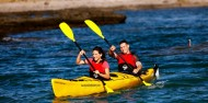 Kayaking - Rangitoto Island Tour image 4