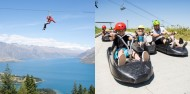 Ziptrek Ecotours, Skyline Gondola & Luging Combo image 1