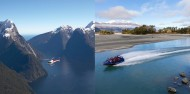 Path of Pounamu - Milford Sound Helicopter & Dart River Jet image 1