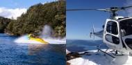 Fiordland Jet - Twin Lakes HeliJet image 1