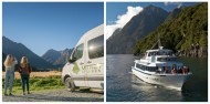 Milford Sound Coach & Cruise from Queenstown - Mitre Peak image 1