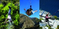 Bungy - All 3 AJ Hackett Bungys image 1