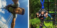 Bungy & Gravity Swing Combo- Velocity Valley image 1