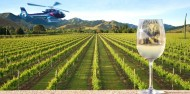 Helicopter Flight - Canterbury Winery Heli Lunch image 1