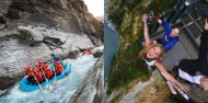 Canyon Swing & Raft Combo image 1