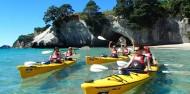 Kayaking - Cathedral Cove Kayak Tours image 1