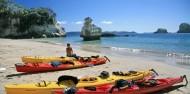 Kayaking - Cathedral Cove Kayak Tours image 2