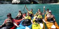 Kayaking - Cathedral Cove Kayak Tours image 4