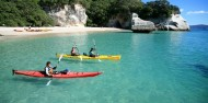 Kayaking - Cathedral Cove Kayak Tours image 1