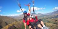 Paragliding - Coronet Peak Tandems image 5