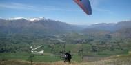 Paragliding - Coronet Peak Tandems image 8