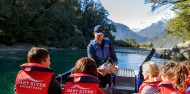 Jet boat - Dart River Wilderness Jet image 6