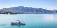 TSS Earnslaw Cruise & Jet Boat Combo image 3