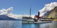 Lake Cruises - TSS Earnslaw Steamship image 5