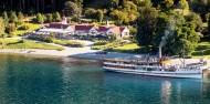 Lake Cruises - TSS Earnslaw Steamship & High Tea image 5
