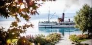 TSS Earnslaw Cruise & Jet Boat Combo image 7