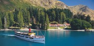 Lake Cruises - TSS Earnslaw Steamship image 1