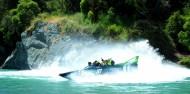 Jet boat & BBQ - Energy Jet image 5